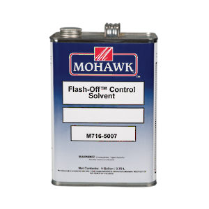 Flash-Off Control Solvent