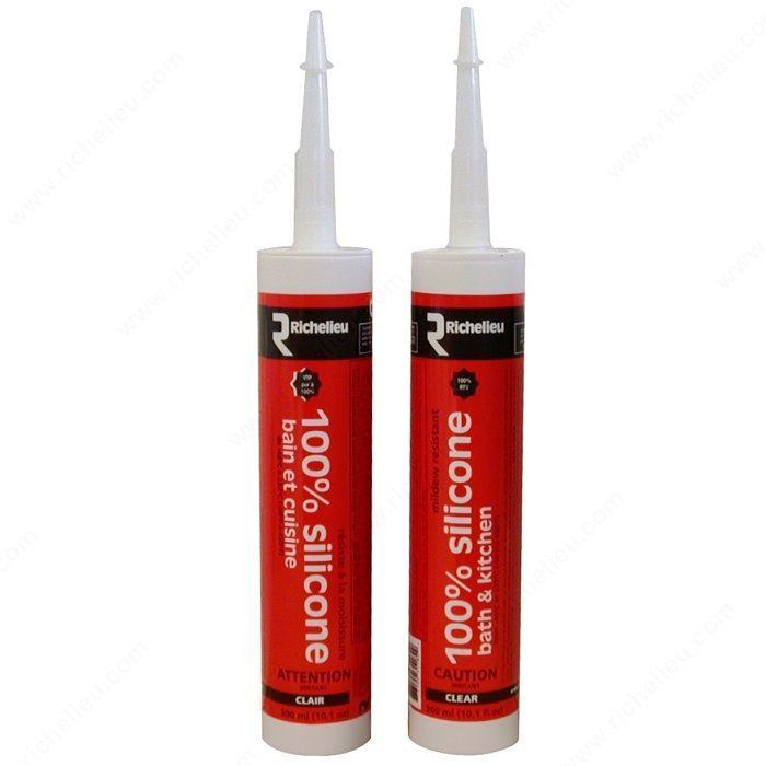 Best Bathroom Silicone Sealant Ge Supreme Silicone 10 1 Oz White Kitchen And Bath Caulk M90007