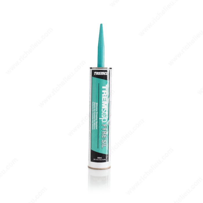 Tremstop Fyre Sil Silicone Sealant Richelieu Hardware