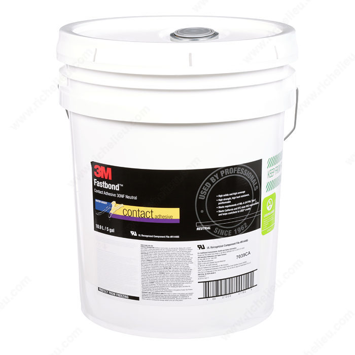 3M Water-Based Cement Adhesive #30 -1