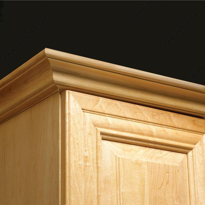 Kitchen Cabinet Crown Molding Installation: Richelieu Hardware