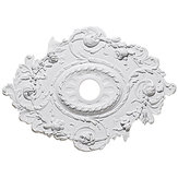 "Ceiling Medallion - 24"" x 33"""