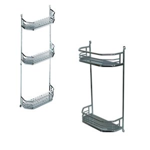 Tandem System Door Mount Baskets