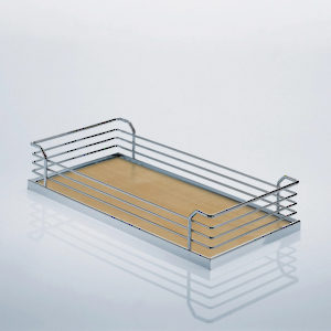 Arena Basket for Base Cabinet Sliding System