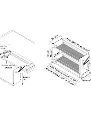 pull down shelf richelieu hardware Pocket Doors for Bathroom related documents