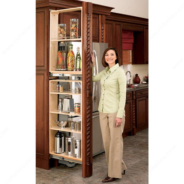 garde manger troit coulissant quincaillerie richelieu. Black Bedroom Furniture Sets. Home Design Ideas