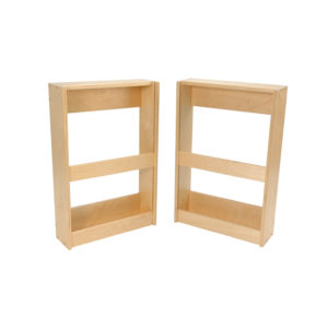Set of 2 Shelves