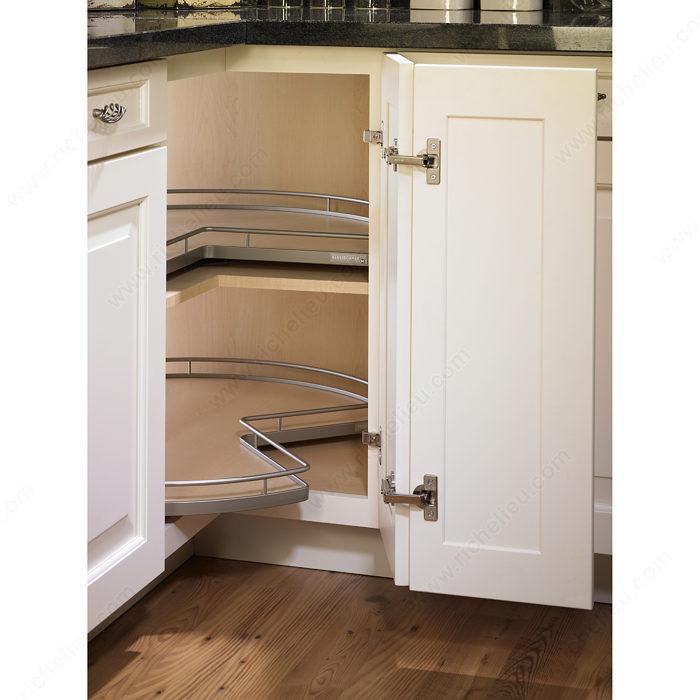 Kitchen Corner Cabinet Detent