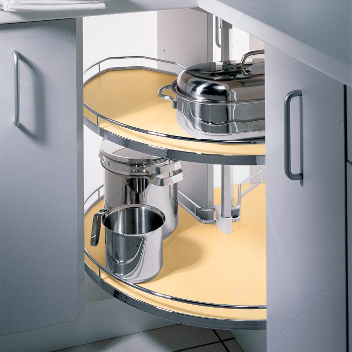 Kitchen Cabinet System: Set Of 2 Revo Trays