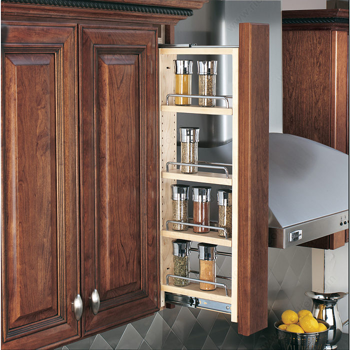 Superieur Wall Cabinet Pull Out Filler