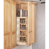 Pull-Out Shelving System