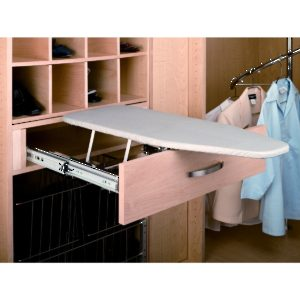 Fold-Out Ironing Board