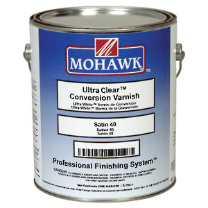 Ultra Clear Conversion Post-Catalyzed Sealer - 550 VOC
