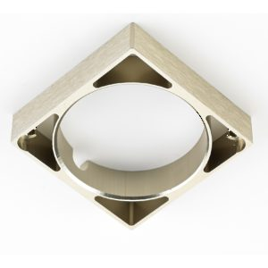 Square Trim Ring for Surface Mounting