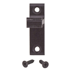 Vertical Track Support Bracket for Standard Rollers