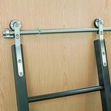Sliding Ladder Bracket in Stainless Steel