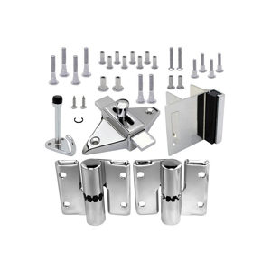 Hardware Surface Hinge Kit for Inswing Door