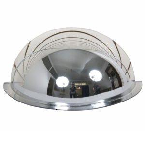 Acrylic 180° Hemispheric Safety Mirror