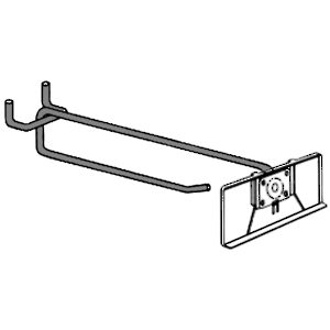 Label Holder Hook