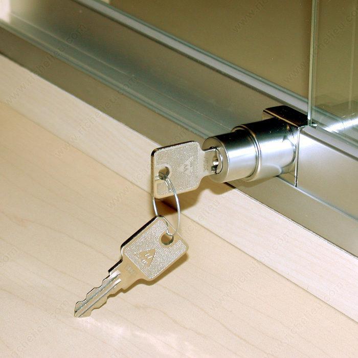 Slide Lock Door Install: Richelieu Hardware