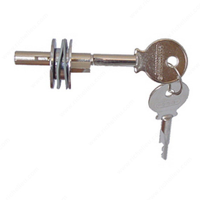 sliding door lock richelieu hardware. Black Bedroom Furniture Sets. Home Design Ideas