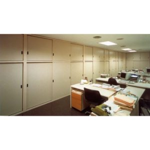 Single Carrier System for Cabinet and Wardrobe ROLL 25/45