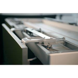 SLIDER S20. Pre-Assembled Coplanar 2-Door System for Upper Cabinet ...