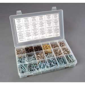 HINGE HARDWARE FASTENER KIT