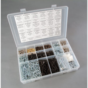 WOOD SHOP FASTENER KIT
