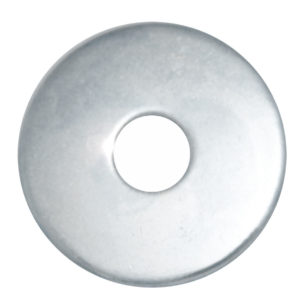 Fender washer, Zinc