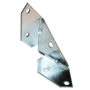 90° Metal Bracket for Corners
