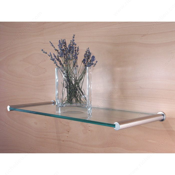 Glass Shelf Support 200 Mm Richelieu Hardware