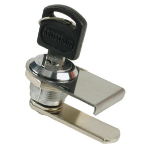Single Glass Lock