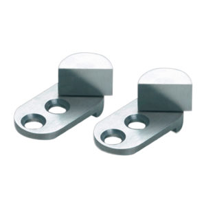 Flush Mount Glass Swing Hinge - D032025