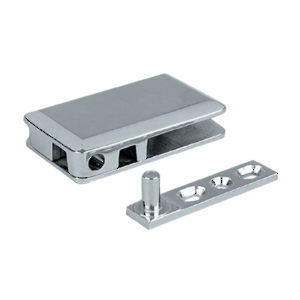 Glass hinges richelieu hardware pivot hinge for glass door recessed in cabinetfurniture planetlyrics Choice Image