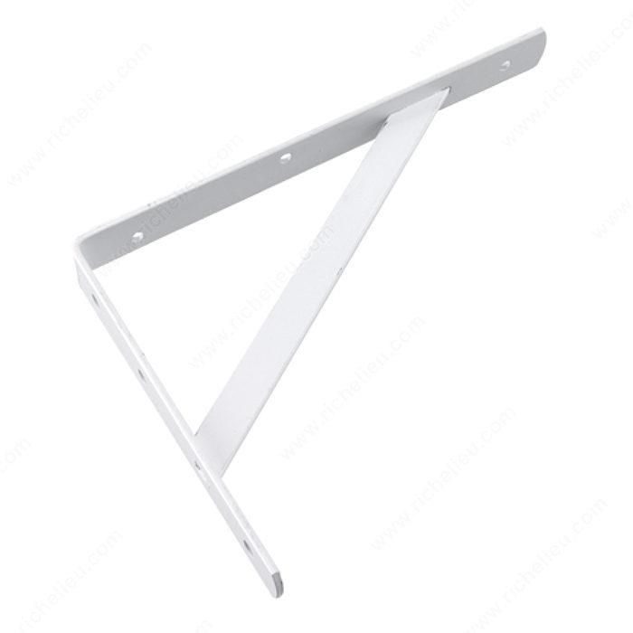bracket in duty heavy white brackets rockler woodworking steel shelf hardware and