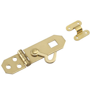 Hasp with Hook