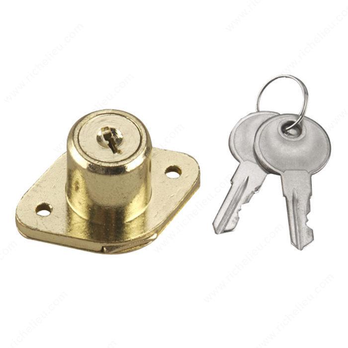 Drawer Lock Richelieu Hardware