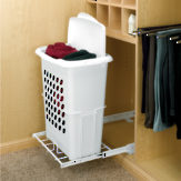 Pull-Out Laundry Basket - 90 qt.