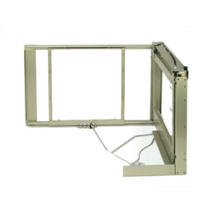 frame for magic corner system richelieu hardware. Black Bedroom Furniture Sets. Home Design Ideas