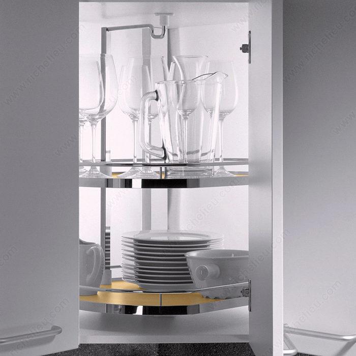Kitchen Cabinet System: Twister Dream Maple Set Of Shelves
