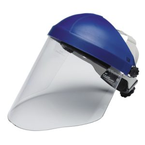 Headgear with Face Shield