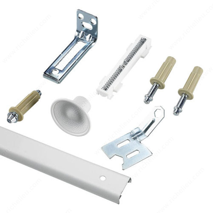 Bi-Fold Door Hardware Kit - Richelieu Hardware