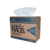 Like Rags Spunlace Pop-up - White