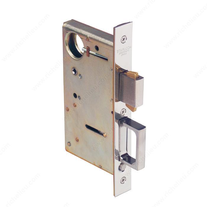 Pocket Door Lock Pull Richelieu Hardware