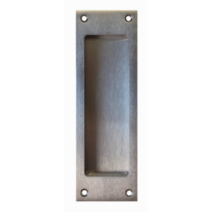 Flush Pull/Handle (Blank/Passage)   Square Style