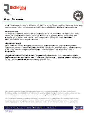 LEED document