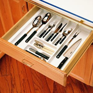 Trimmable Cutlery Tray