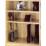 Acrylic Shoe/Purse Organizer