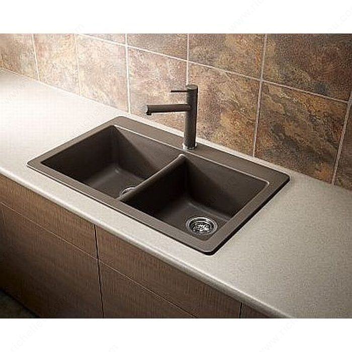 Blanco Sink - Horizon Silgranit 2 - Richelieu Hardware